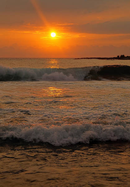 Photograph - Kona Sunset by Pamela Walton