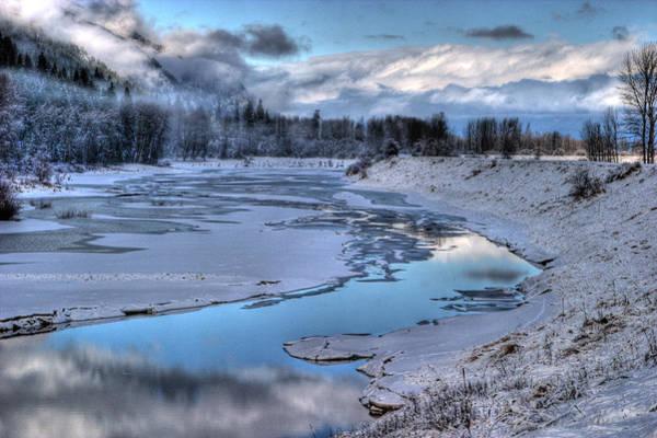 Photograph - Kootenai Wildlife Refuge 1 by Lee Santa