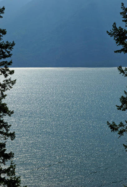 Photograph - Kootenay Lake, British Columbia. by Rob Huntley
