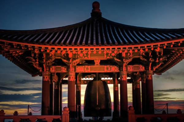 Wall Art - Photograph - Korean Bell  by Art Spectrum