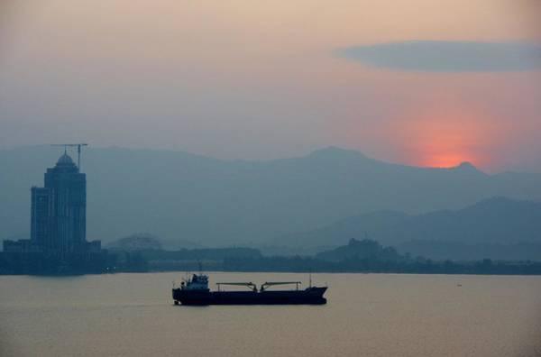 Photograph - Kota Kinabalu Sabahlaem 3 by Phyllis Spoor