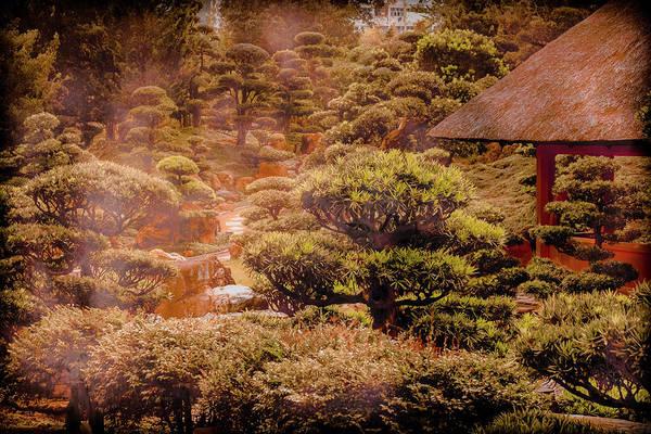 Photograph - Kowloon - Nan Lian Garden by Mark Forte