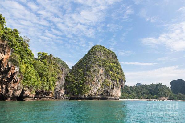 Photograph - Krabi Landscape In Thailand by Didier Marti