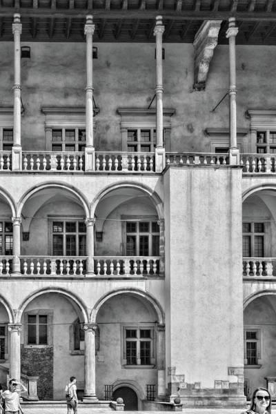 Photograph - Krakow Arches by Sharon Popek