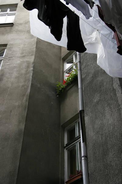 Photograph - Krakow Laundry Nr. 2 by KG Thienemann