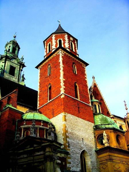 Photograph - Krakow Poland by Michelle Dallocchio