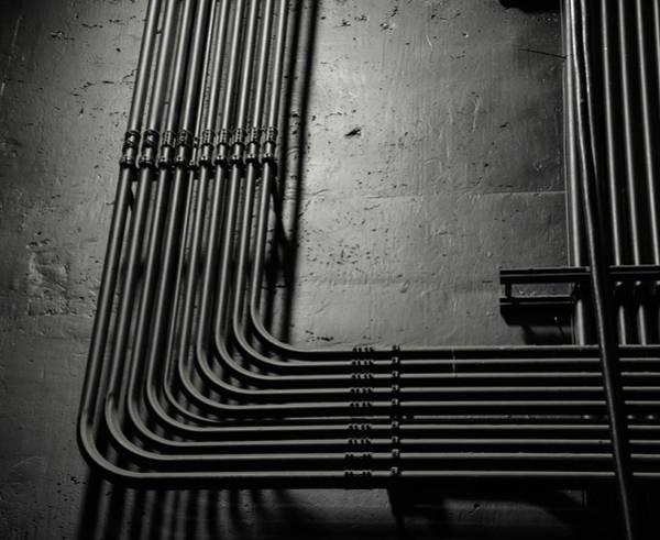 Photograph - Kravis Pipes by Michael Raiman