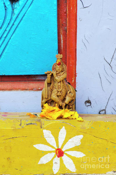 Wall Art - Photograph - Krishna Blessings by Tim Gainey