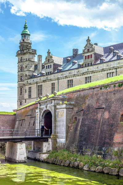 Wall Art - Photograph - Kronborg Castle by W Chris Fooshee