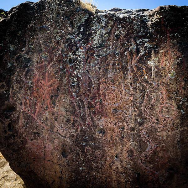 Photograph - Krumbo Petroglyphs by Robert Potts