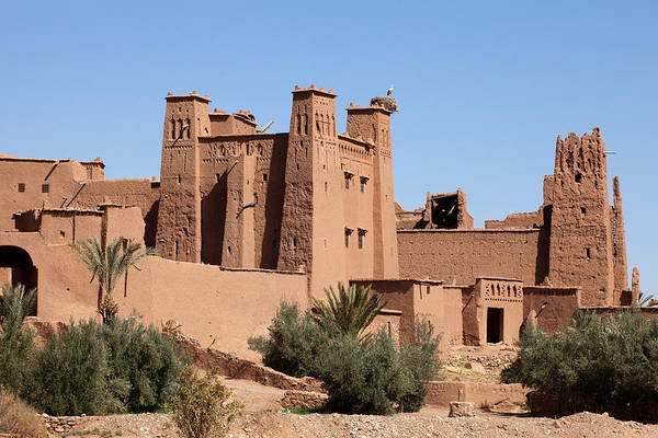 Photograph - Ksar Of Ait Benhaddou by Aivar Mikko