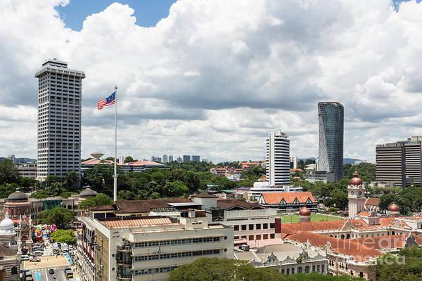 Photograph - Kuala Lumpur Merdeka Square by Didier Marti