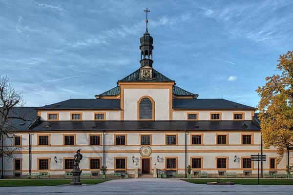 Photograph - Kuks Hospital - Czechia by Stuart Litoff