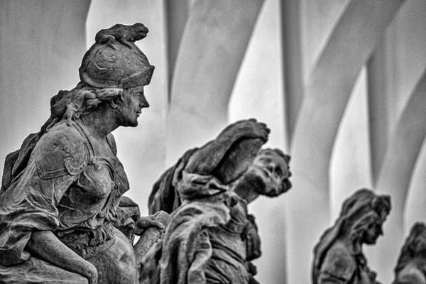 Photograph - Kuks Statues - Czechia by Stuart Litoff