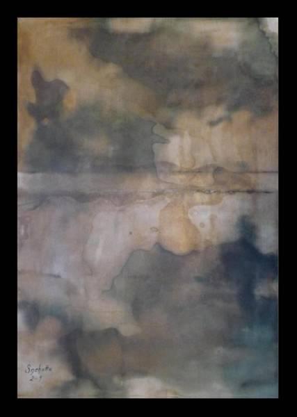 Crazy Mountains Painting - Kumo Nuku by Alexander Snehotta von Kimratshofen