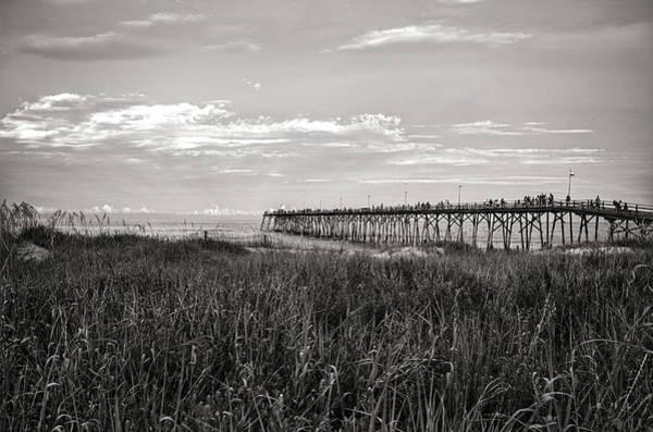 Photograph - Kure Beach Pier by Willard Killough III