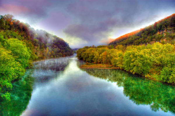 Photograph - Ky River Palisades 1 by Sam Davis Johnson