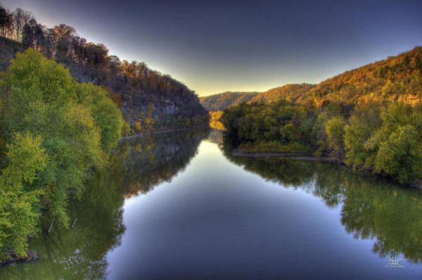 Photograph - Ky River Palisades 3 by Sam Davis Johnson