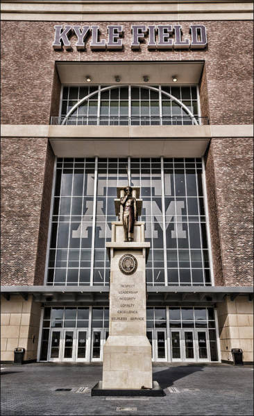 Wall Art - Photograph - Kyle Field by Stephen Stookey