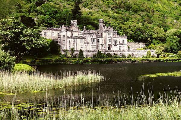Photograph - Kylemore Abbey Victorian Ireland by Menega Sabidussi