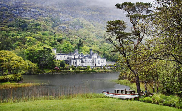 Photograph - Kylemore Castle by Jill Love