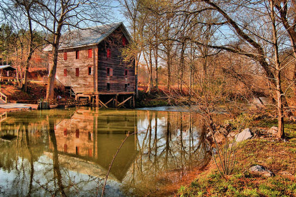 Childersburg Photograph - Kymulga Mill by Ben Prepelka