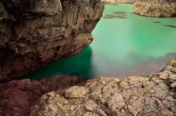 Photograph - Kynance Cove Cornwall by Pete Hemington