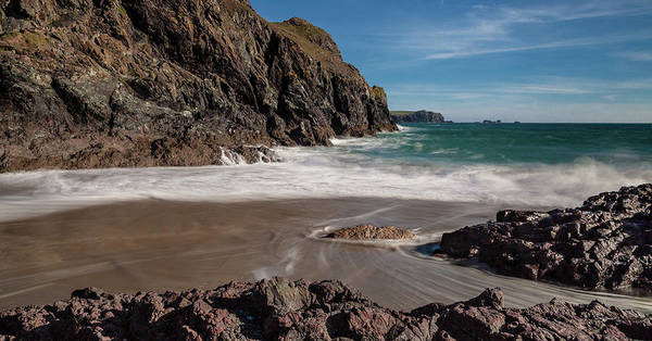Wall Art - Photograph - Kynance Cove by Nigel Jones