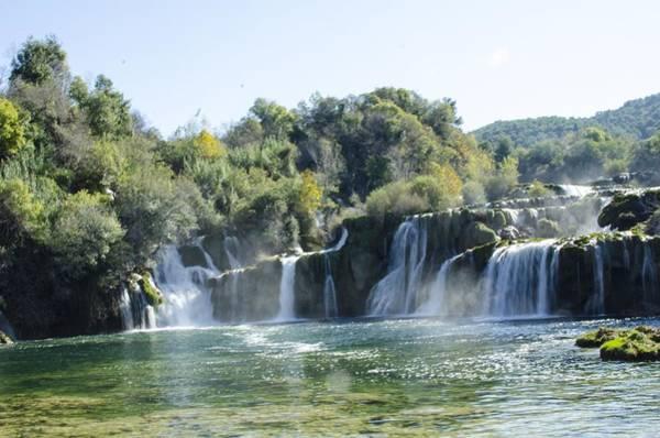 Photograph - Kyrka Waterfalls by Richard Henne