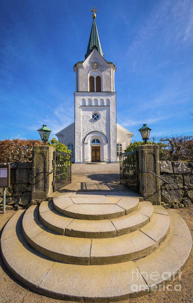 Wall Art - Photograph - Kyrkhult Church by Inge Johnsson