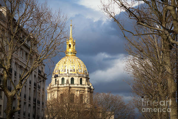 Wall Art - Photograph - L Hotel National Des Invalides by Jane Rix