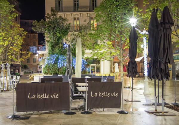 Photograph - La Belle Vie by Jean Gill