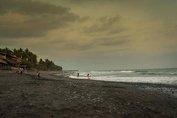 La Libertad Photograph - La Bocana El Salvador by Totto Ponce
