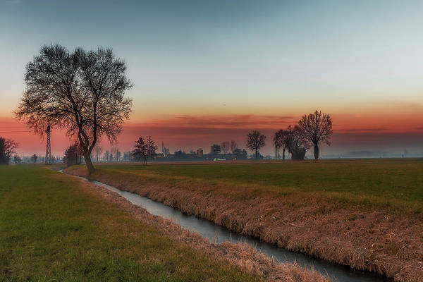 Photograph - La Campagne Rose by Roberto Pagani