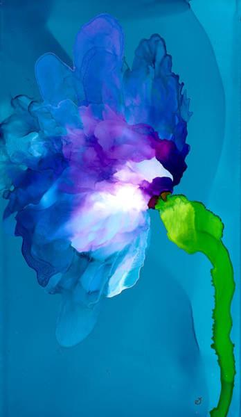 Painting - La Fleur by Eli Tynan