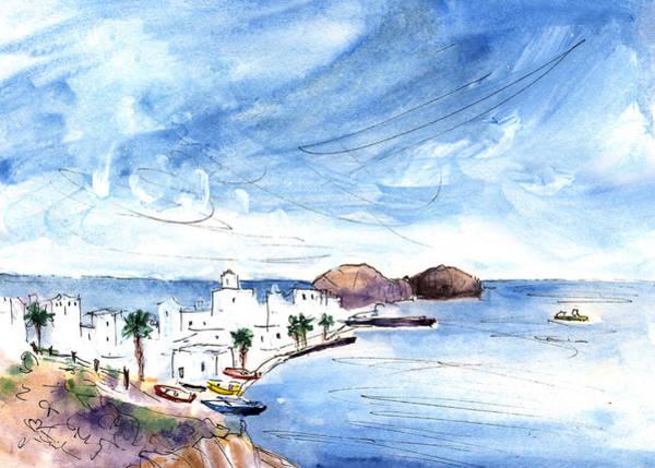 Painting - La Isleta Del Moro 03 by Miki De Goodaboom