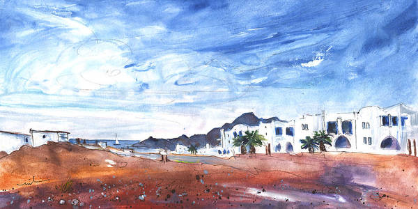 Painting - La Isleta Del Moro 04 by Miki De Goodaboom