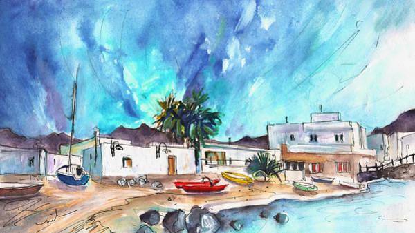 Painting - La Isleta Del Moro 07 by Miki De Goodaboom