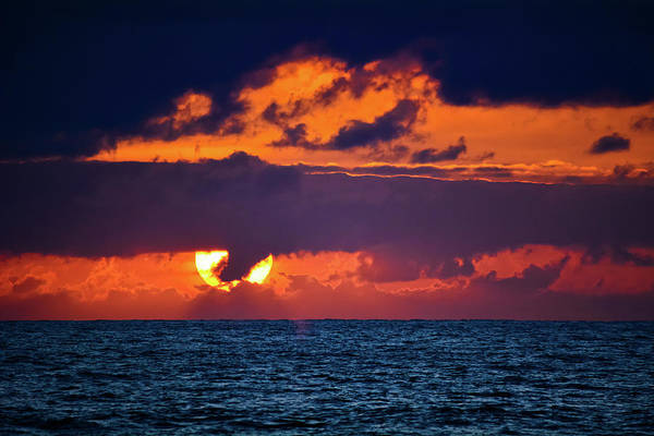 Photograph - La Jolla California Sunset by Kyle Hanson