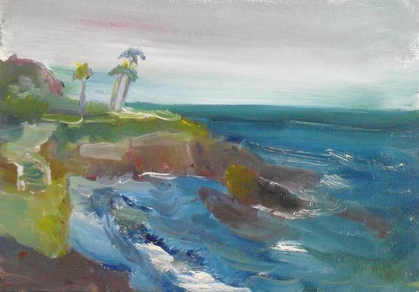 La Jolla Cove 028 Art Print