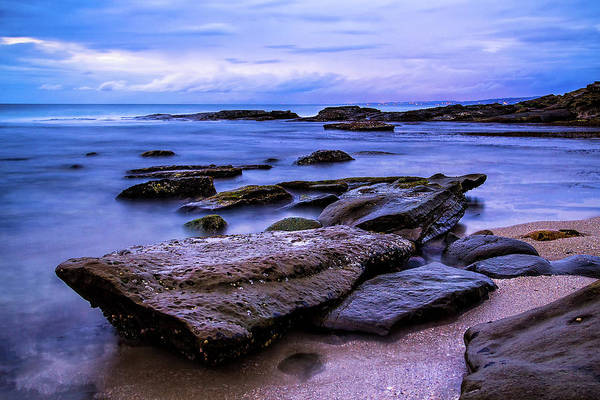 Photograph - La Jolla Cove Twilight by Jason Roberts