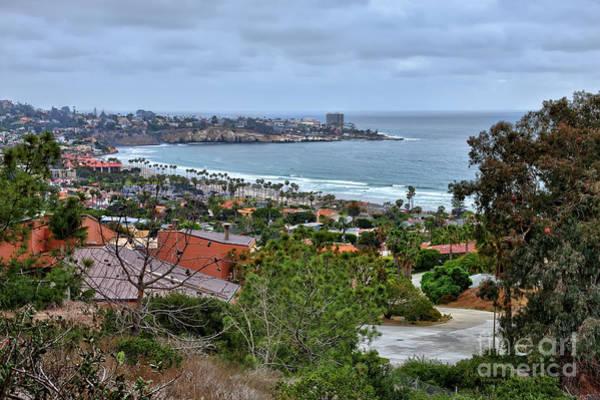 Photograph - La Jolla Shoreline by Eddie Yerkish