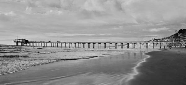 Scripps Pier Photograph - La Jolla Shores Beach by See My Photos