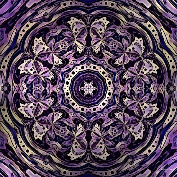 Digital Art - La Machine by Artful Oasis