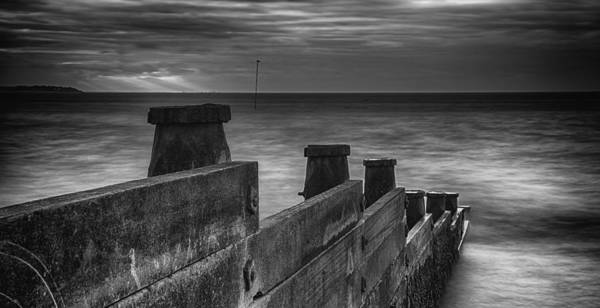 Wall Art - Photograph - La Mer by Nigel Jones