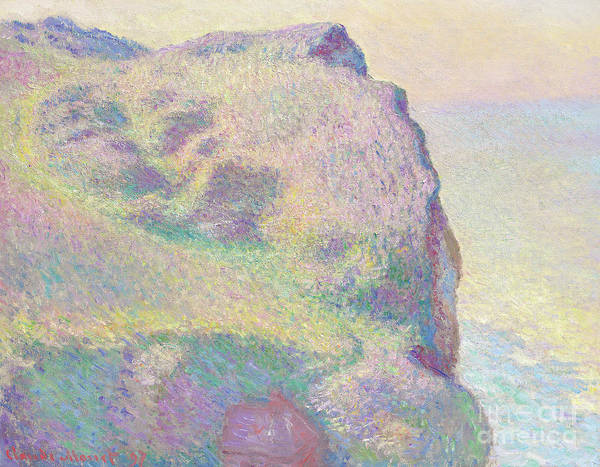 Painting - La Pointe Du Petit Ailly, 1897 by Claude Monet