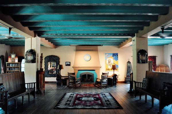 Photograph - La Posada Historic Hotel by Kyle Hanson