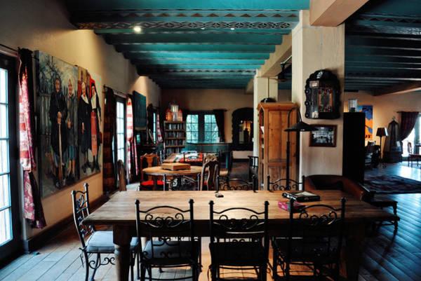 Photograph - La Posada Historic Hotel Lounge by Kyle Hanson
