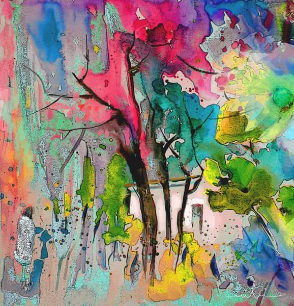 Painting - La Provence 17 by Miki De Goodaboom