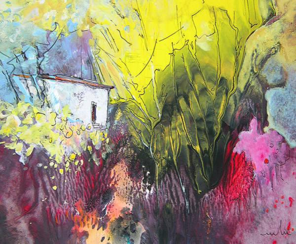 Painting - La Provence 18 by Miki De Goodaboom